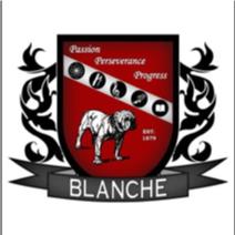 Blanche elementary school logo