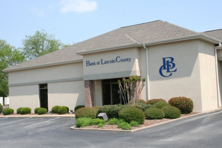 bank of lincoln county park city branch location