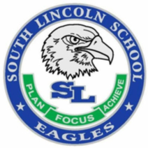 south lincoln elementary school logo